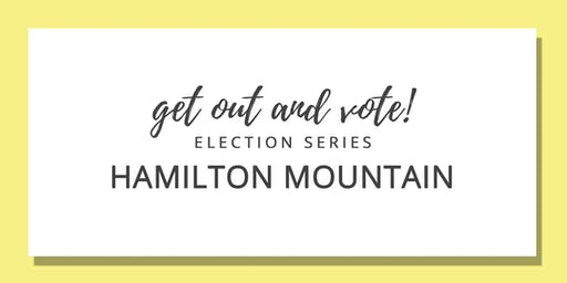 Get Out & Vote - Hamilton Mountain Riding