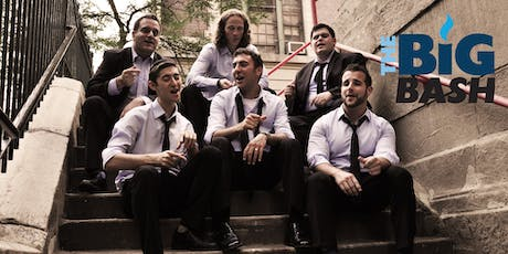 The Big Bash with Six13 a cappella tickets