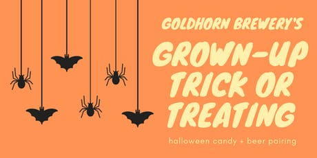 Grown-Up Trick or Treating at Goldhorn Brewery tickets