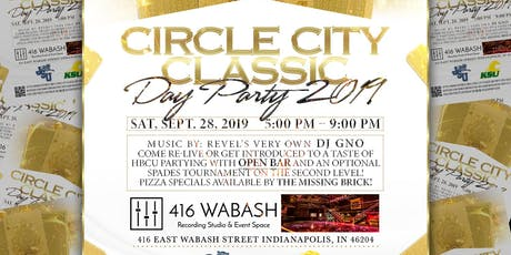 Circle City Classic Day Party 2019! tickets