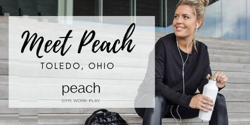 Meet Peach | Toledo, OH!