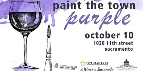 Paint the Town Purple 2019 tickets