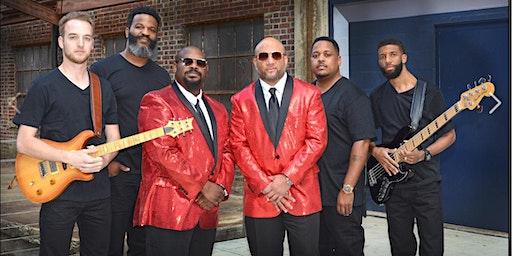 Carolina Soul Band, May 1st, 2020