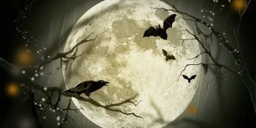 Full Moon Flow and Chill: Halloween Hunter's Moon in Aries