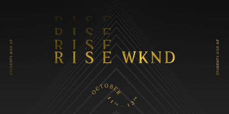 RISE WKND tickets