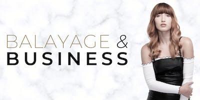 Balayage & Business Class in Brownsburg, IN