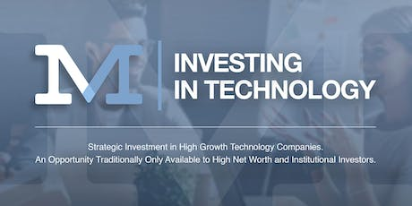 Investing In Technology tickets