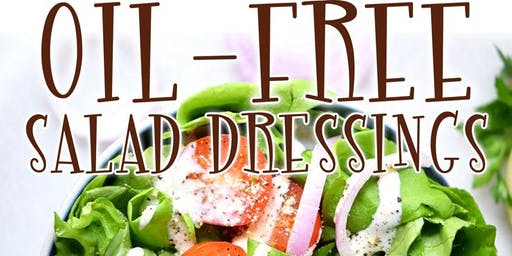 Oil-Free Salad Dressings