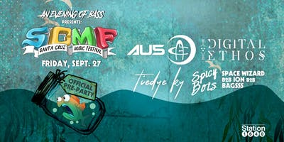 SCMF Official Pre Party feat. Au5 & Digital Ethos