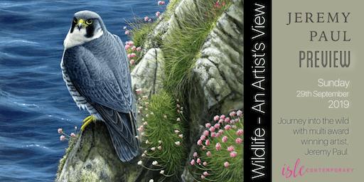 Jeremy Paul: Wildlife - An Artist's View