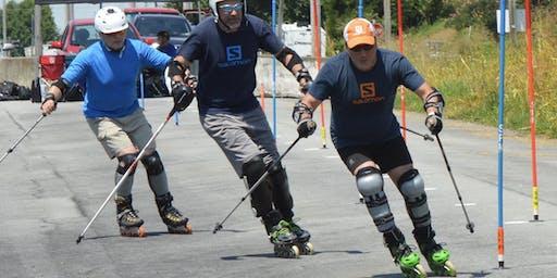 Summer Ski Training - Rollerblade Skate 2 Ski @ Camelback