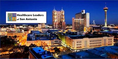 Healthcare Leaders of San Antonio Monthly Networking Mixer tickets