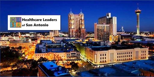 Healthcare Leaders of San Antonio Monthly Networking Mixer