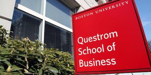 Questrom School of Business Campus Visit - Friday