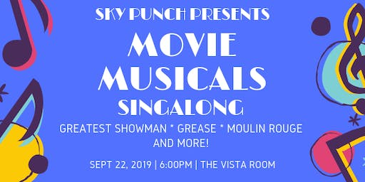 Movie Musicals - Greatest Showman, Moulin Rouge, Grease and more!