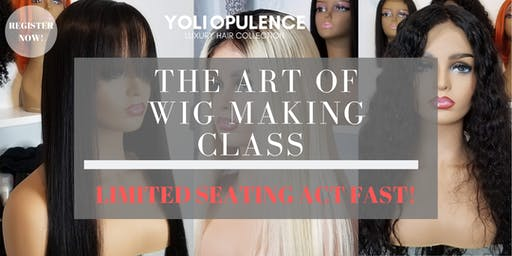 Hands on Sewing Machine Wig Making Class by Yoli