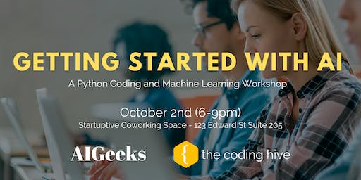 Getting Started with AI: A Python Coding & Machine Learning Workshop
