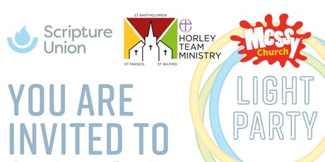 Light Party Horley Team Ministry tickets