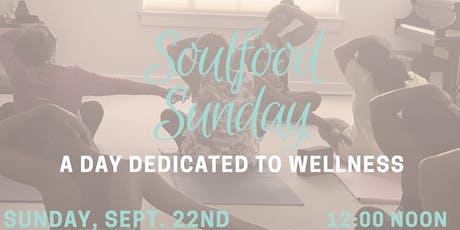 Soul Food Sunday tickets
