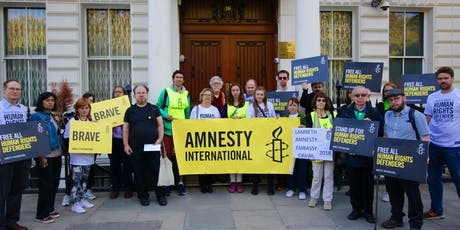 Lambeth Amnesty Embassy Crawl: Laws To Silence tickets