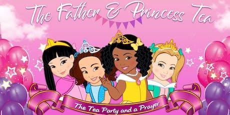 The Father & Princess Tea tickets
