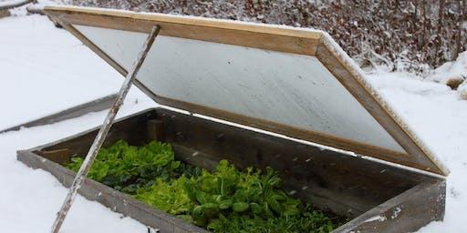Season Extension in the Garden