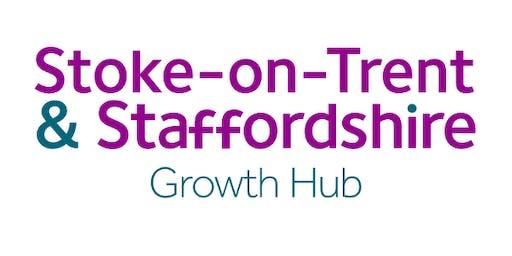 Grant Funding Workshop - Staffordshire Growth Hub