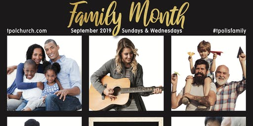 The Pentecostals of Lafayette Family Month