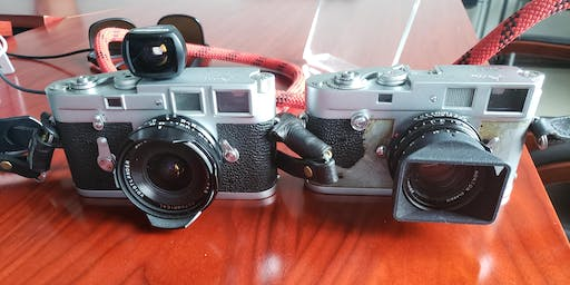 Introduction to Film Photography and Developing