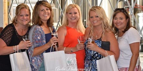 Holiday Sip and Shop Girls Night Out+Networking Social tickets