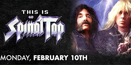 This Is Spinal Tap tickets