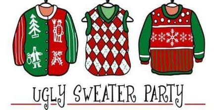 Ugly Sweater Holiday Bingo Bonanza & Card Party!