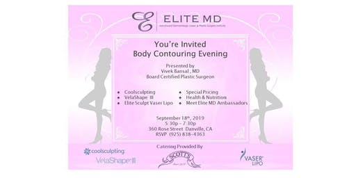 You're Invited to a Body Contouring Event