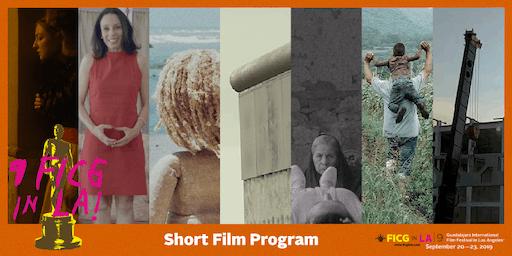 FICG in L.A. presents Short Film Program 2
