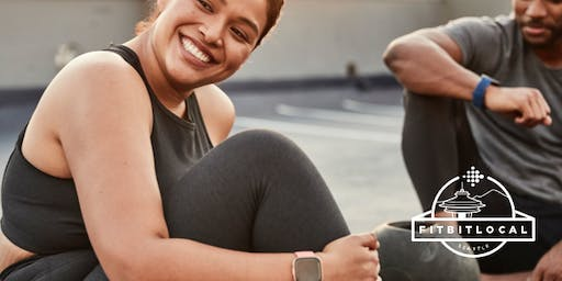 Fitbit Local Sunset Sweat & Flow