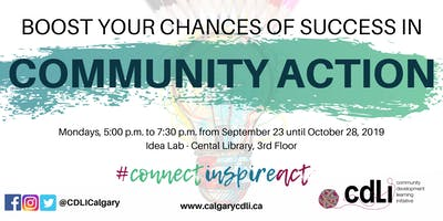 Boost Your Chances of Success in Community Action