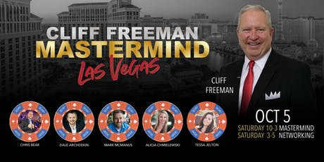 eXp Agent Mastermind Hosted by Cliff Freeman tickets