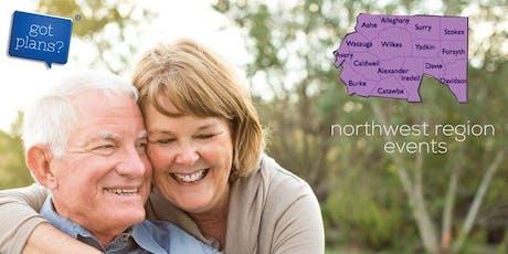 Advance Care Planning Workshop in Winston-Salem, NC tickets