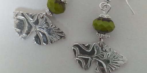 Silver clay introductory workshop