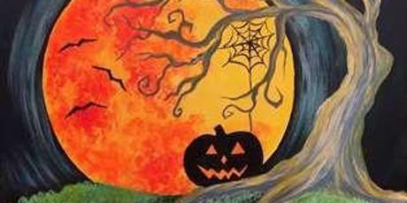 Spooky Paint with Michelle tickets