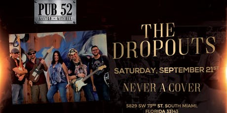 The Dropouts tickets