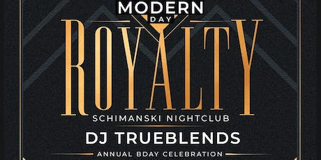Modern Day Royalty: A Mega Virgo Affair tickets