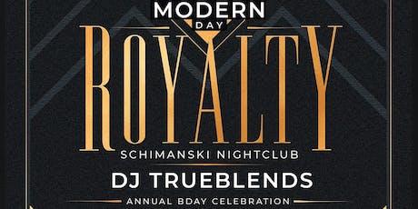 Modern Day Royalty: A Mega Virgo Affair tickets