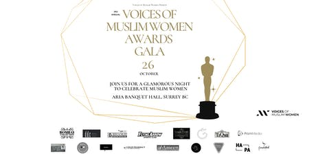 Voices of Muslim Women Annual Awards Gala 2019 tickets