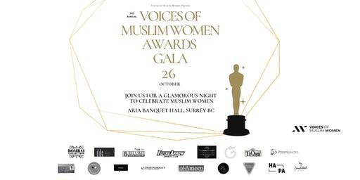 Voices of Muslim Women Annual Awards Gala 2019
