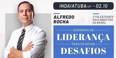 Seminário de Liderança  Para os Novos Desafios com Alfredo Rocha