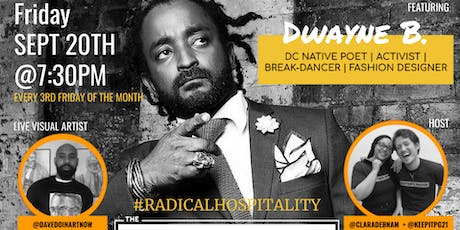 THE POTTER'S HOUSE RADICAL HOSPITALITY OPEN MIC tickets