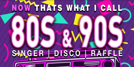 80's & 90's Evening