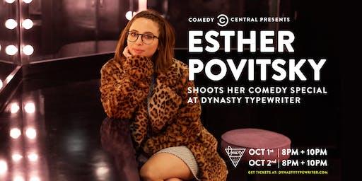 Comedy Central Presents Esther Povitsky