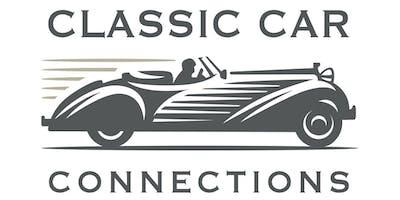 Classic Car Connections Brunch meet at Flower Farm 22nd Sept